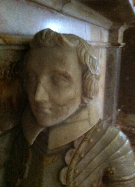 tomb henry wriothesley
