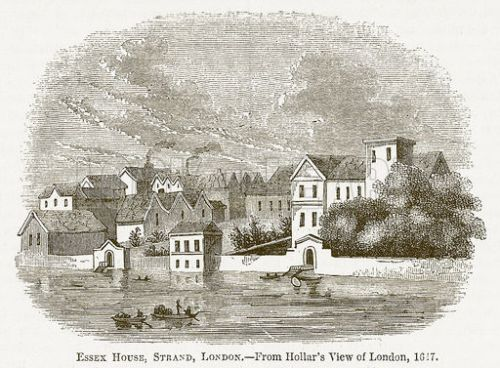 Essex House, Strand, London