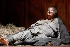 falstaff lying down