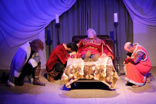 M Death of Henry IV
