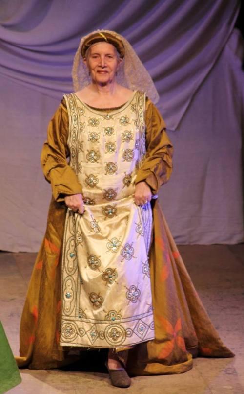 M Duchess of Burgundy