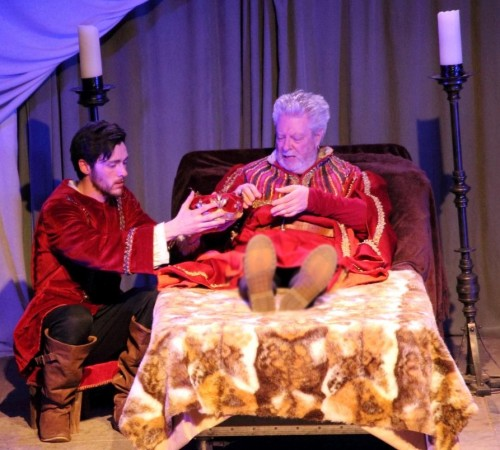 M hal and henry IV with crown (2)