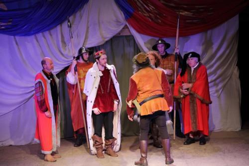 M Hal's rejection of Falstaff