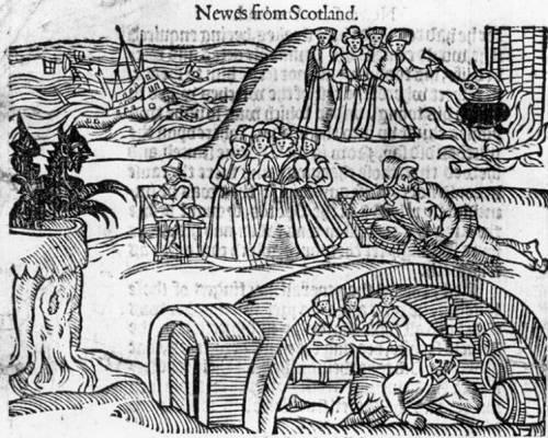 north berwick witches