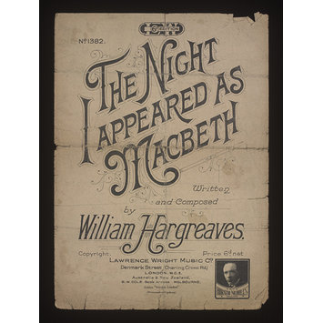 the night I appeared