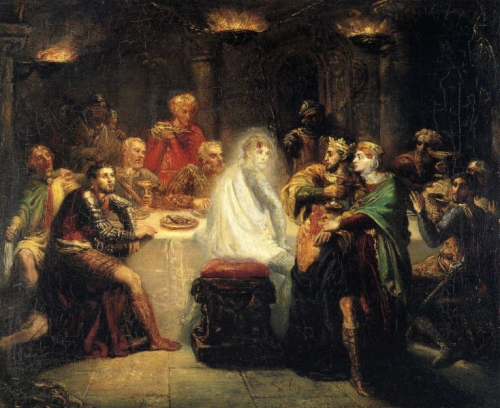 ghost banquo feast