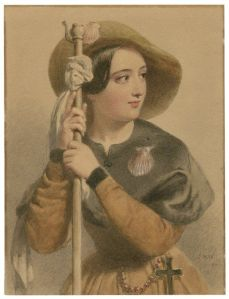 helena-disguised-as-a-pilgrim